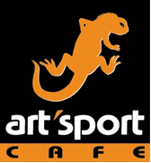 logo art sport cafe